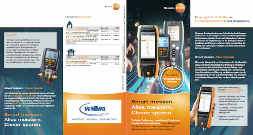 Angebot Testo, Smart messen